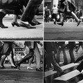 Les pieds passant, Robert Doisneau