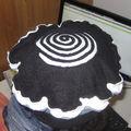 Chapeau à spirale