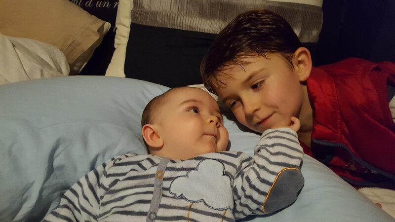 2 petits adorables