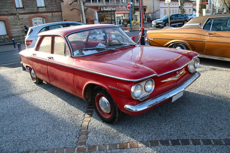 Chevrolet Corvair de 1961