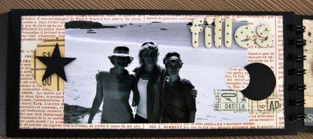 Mini Album Kit Grenier du Scrap 11
