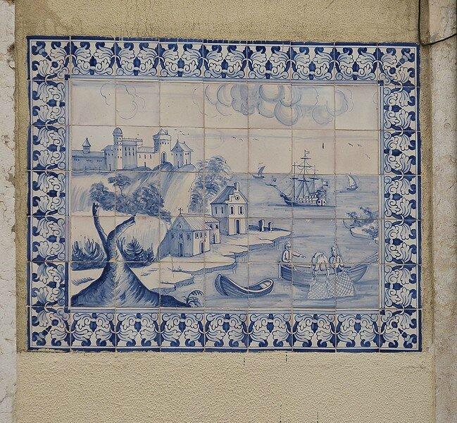 azulejos quartier Sao V