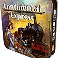 Boutique jeux de société - Pontivy - morbihan - ludis factory - Continental express