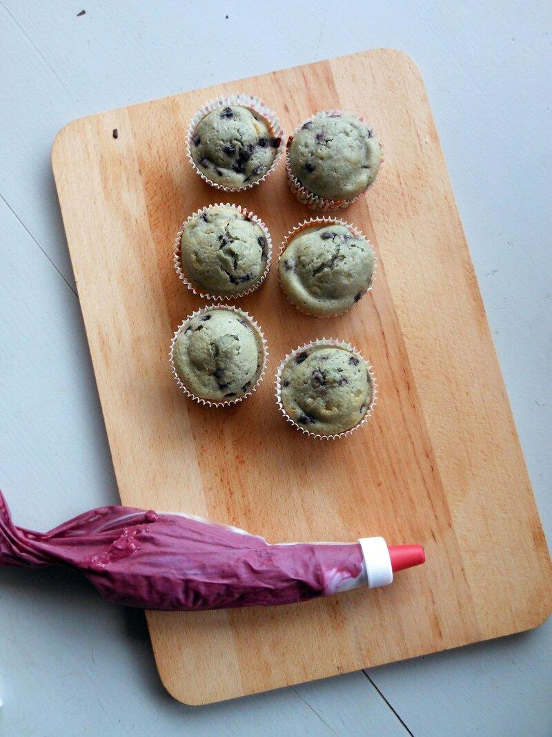 Cupcake myrtilles5