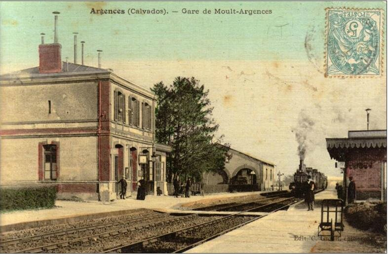 Gare de Moult Argences_8