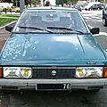 Talbot tagora 2.3 dt (1980-1983)
