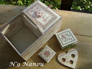N°9 réalisé par Nanou