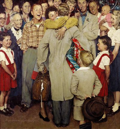 norman-rockwell-christmas-homecoming-1