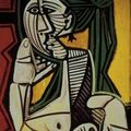 Picasso portrait among four works promised to north carolina museum of art