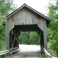 Holmes Creek bridge, Charlotte, Vt