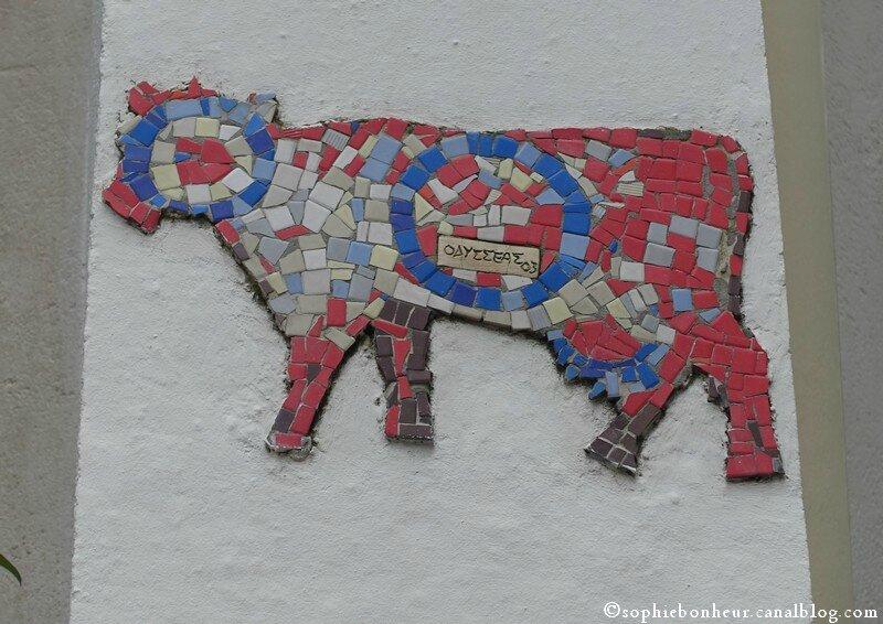 mur vache