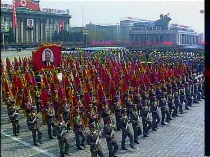 988696278-armee-populaire-de-coree-drapeau-nord-coreen-soldat-nord-coreen-kim-jong-il