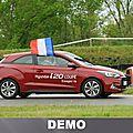 Slalom Le Coteau 2015 - Demo