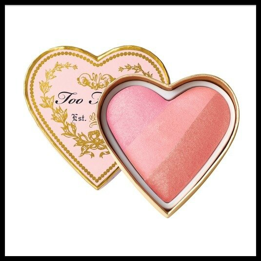 too faced sweethearts blush candy