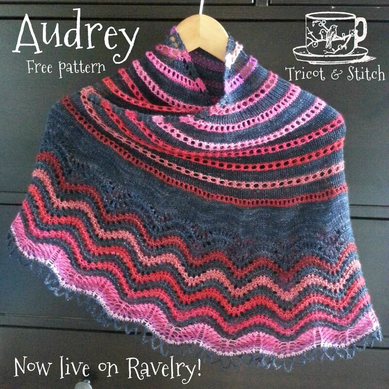 Audrey Live On Ravelry