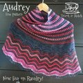 Audrey shawl