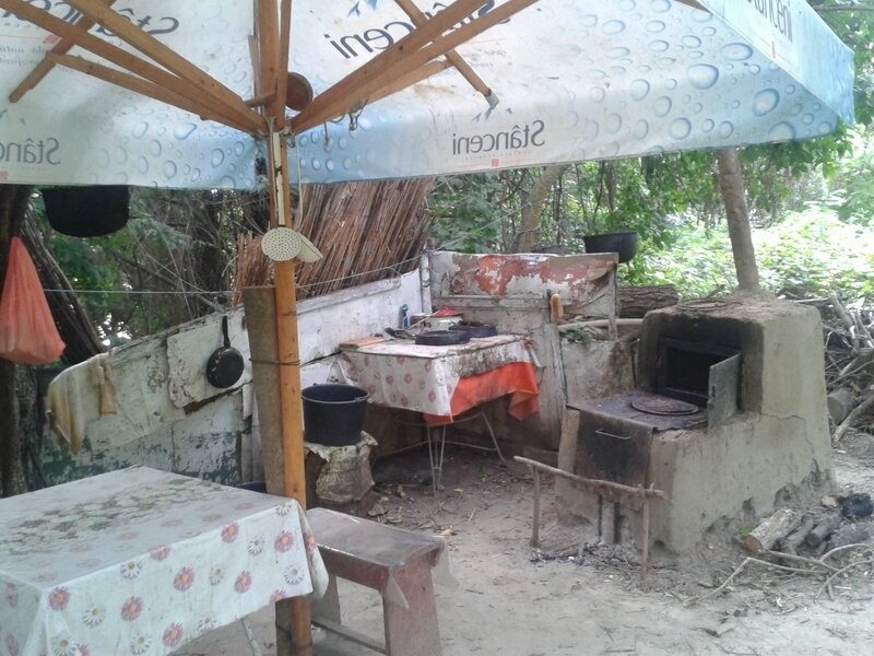 Delta-cuisine