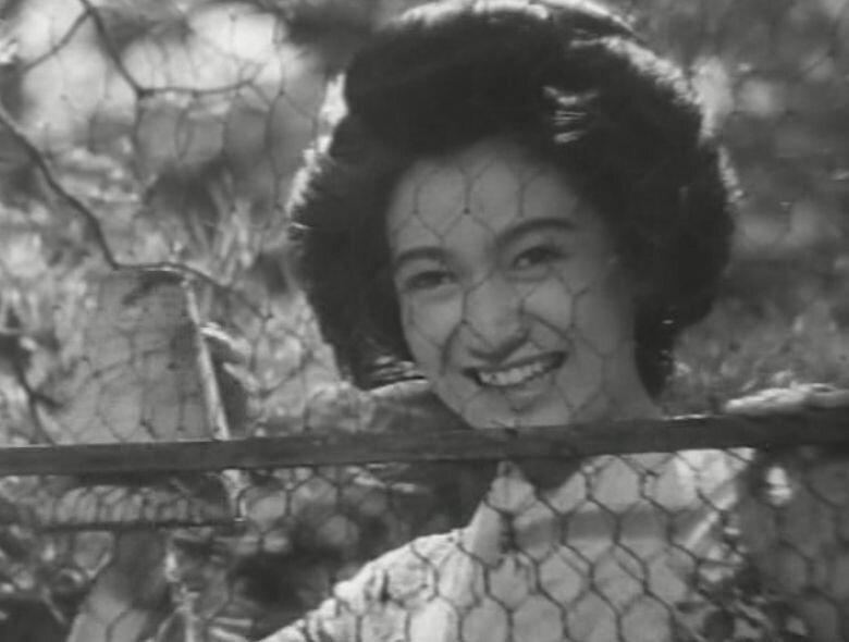 CanalBlog Cinema Setsuko Hara Atarashiki Tsuchi005