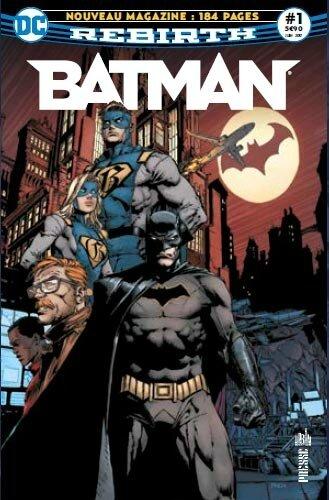 batman rebirth 01