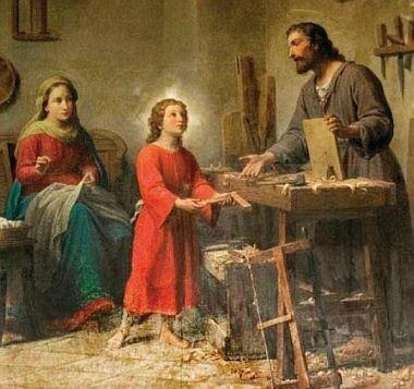 Quand St Joseph est de la partie, le miracle est garanti.