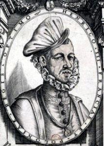 Henri III par Domenico Zenoni