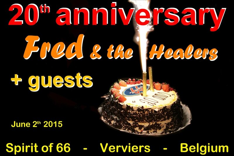 © Jean-Luc Cruwels 2015 --- 01 Fred & the Healers + guests (Sp66-02may15)