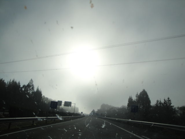 on the road to bilbao