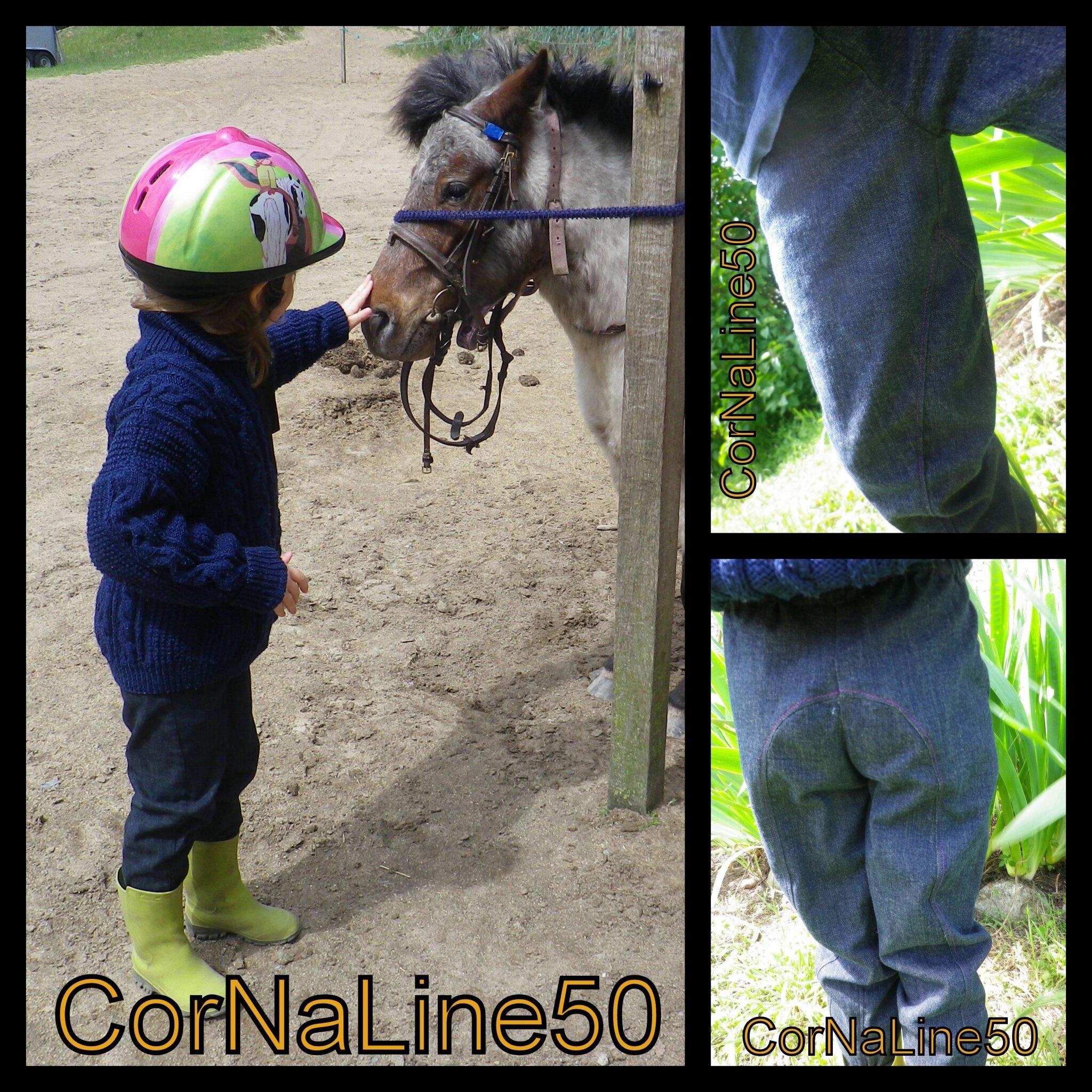 Pantalon Equitation Olivia