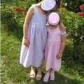 Deux robes d'été
