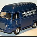 Renault Estafette Gendarmerie Prevention A 1