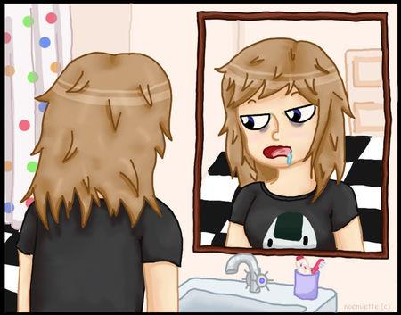 miroir miroir dit moi qui est la plus belle sur la pointe d 39 un crayon. Black Bedroom Furniture Sets. Home Design Ideas
