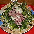 29/03/17 : salade de saison