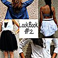 [six tenues, une semaine] le lookbook #2 d'août ♥