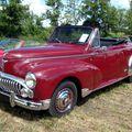 Peugeot 203 cabriolet de 1953 01