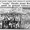 1958: l'année du stade de reims et de fontaine
