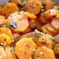 Tzimme de carottes