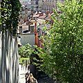 Lyon #10 montée de fourvière