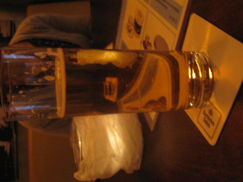 Hey oui j'ai bu de la bière... il fallait bien que je sois en Allemagne...