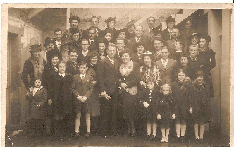 Madeleine Queffelec mariage 15 février 1941 Ploare