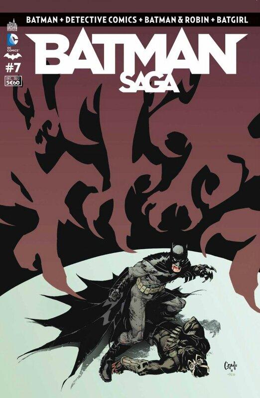batman saga 07