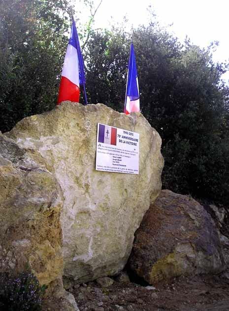 Puyméras, le 10 mai 2015