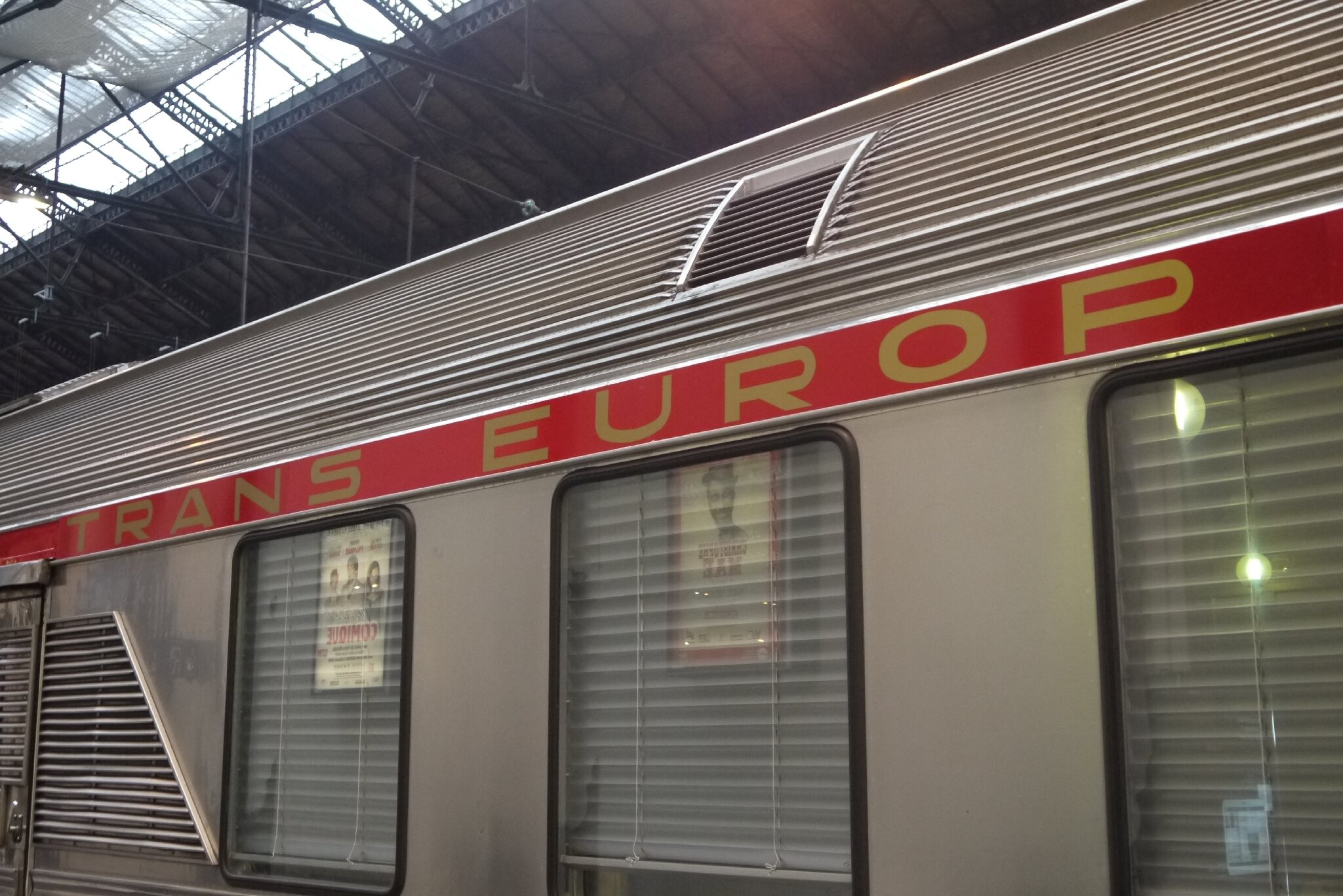 Voiture Mistral (Trans Europe Express)