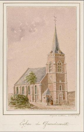 Eglise_de_Gueudecourt_Aquarelle__21_10_1876