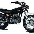 Moto 125cc skyteam v-raptor