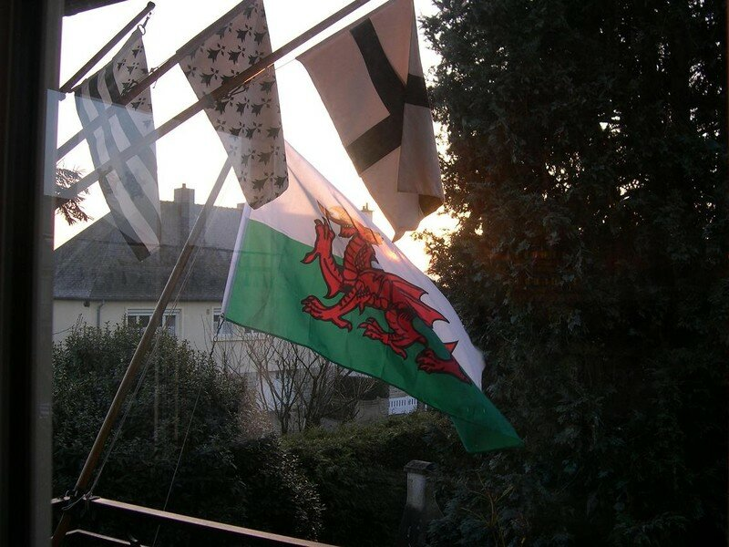 Pays-de-Galles / Cymru / Wales.