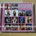CD Avril Lavigne Unprotected (2003)