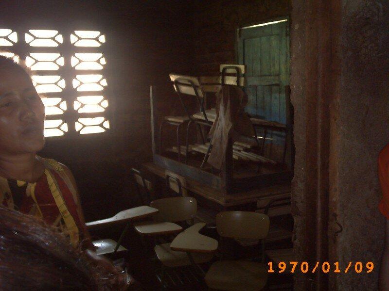 006 Le barrio de SJ: école qui a fermé par manque d'$