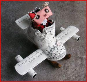 avion (envergure 25cm)