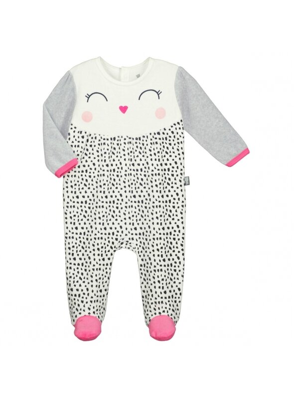 pyjama-bebe-velours-bulle-de-coton