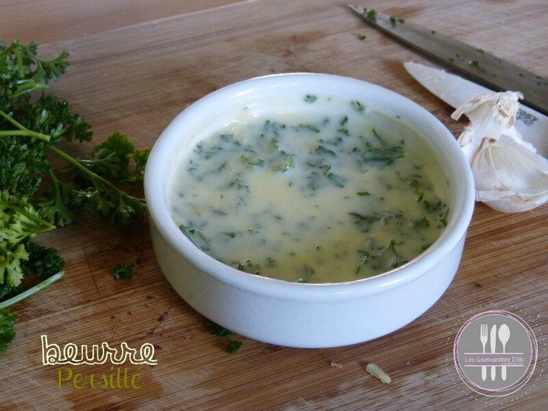 Beurre à l'ail et persil (1)